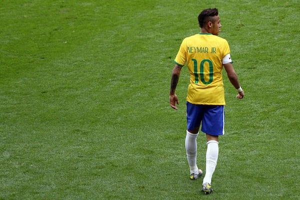 Mundial 2018: Brazylijscy piłkarze z zakazem wykonywania gestów religijnych!