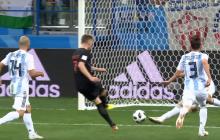 Trener Argentyny skrytykował piłkarzy po porażce z Chorwacją. Wymowna reakcja gwiazdy reprezentacji