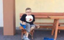 Wielkie serce Grzegorza Krychowiaka. Zaprosił niepełnosprawnego kibica na mecz, a ten pięknie mu podziękował. Poruszający wpis