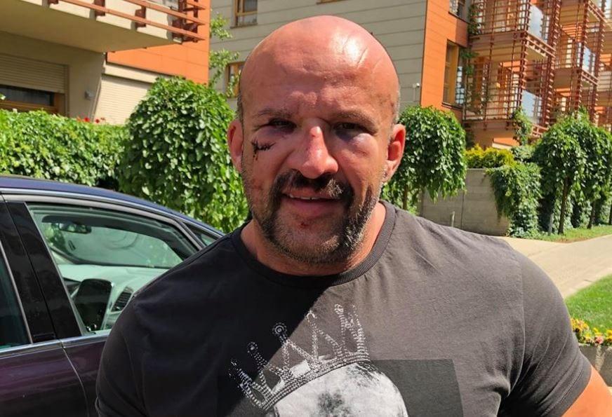 Tomasz Oświeciński zakończy swoją przygodę z KSW? Enigmatyczny wpis na Facebooku