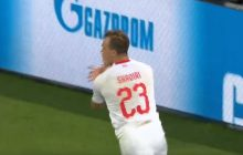 Xherdan Shaqiri odniósł się do gestu, który pokazał po golu strzelonym Serbom.