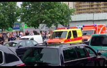 Uzbrojeni funkcjonariusze wokół katedry w Berlinie. Wewnątrz padły strzały! [WIDEO]