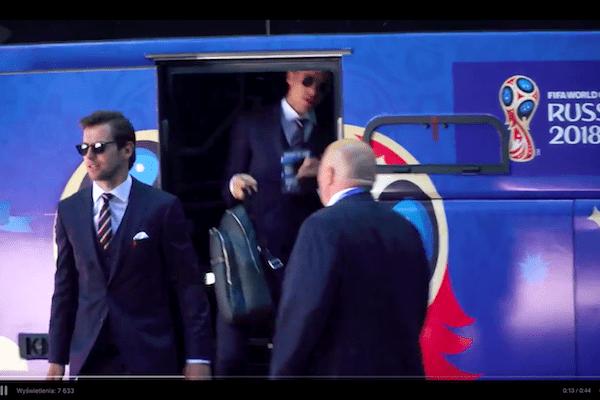 Polska reprezentacja już w Soczi. Robert Lewandowski opublikował wymowne zdjęcie [WIDEO]