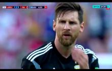 Messi skomentował spotkanie z Islandią i rzut karny.