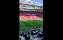 Dobra zabawa Senegalczyków na treningu? Tak przygotowują się do meczu z Polską [WIDEO]