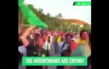 Tak Brazylijczycy drwią z Argentyńczyków. Piosenka po przegranym meczu hitem sieci! [WIDEO]