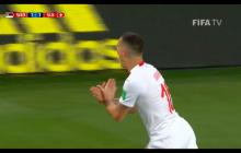 Piłkarze Szwajcarii poniosą konsekwencje za gesty polityczne? W ten sposób wzbudzili wściekłość Serbów [WIDEO]