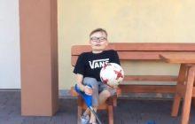 Niepełnosprawny zrobił