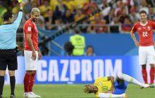 Mistrzostwa Świata: Valon Behrami powstrzymał Neymara. Teraz kibice Brazylii grożą mu śmiercią