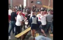 Mistrzostwa Świata: Bijatyka pomiędzy kibicami Polski i Senegalu w Antwerpii! Jest nagranie [WIDEO]