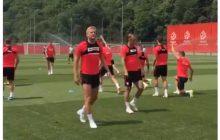 Mistrzostwa Świata: Kamil Glik już trenuje z drużyną! Jest nagranie z ćwiczeń [WIDEO]