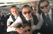 Reprezentacja Polski w drodze na Mistrzostwa Świata. Piłkarze wrzucili zdjęcia z podróży [FOTO]
