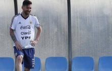 Argentyna odwołała mecz z Izraelem. Powodem przemoc wobec Palestyńczyków