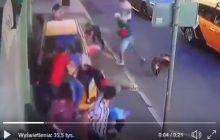 Rosja: Kierowca wjechał w tłum przechodniów! Są ranni. Jak się tłumaczył?