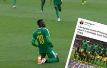 Brytyjski milioner oskarżony o rasizm. Wszystko przez wpis o piłkarzach z Senegalu