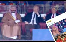 Polscy piłkarze nawiązują do gestów Putina na meczu otwarcia? To zdjęcie podbija sieć!