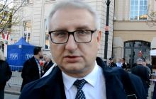 Kto podjął decyzję o zawieszeniu Stanisława Pięty? Rzeczniczka zdradziła szczegóły
