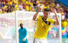 Kłopoty reprezentacji Kolumbii przed Mistrzostwami Świata. James Rodriguez nie trenował z zespołem