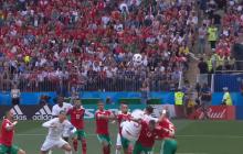Sędzia meczu Maroko - Portugalia prosił Ronaldo o koszulkę? FIFA wydała oświadczenie