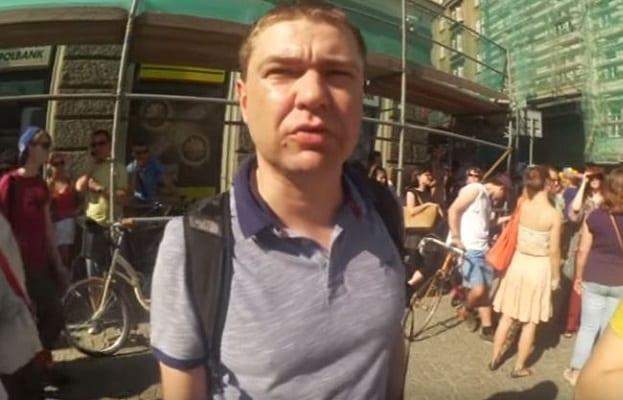 Fot. YouTube/Ziemowit Piast Kossakowski