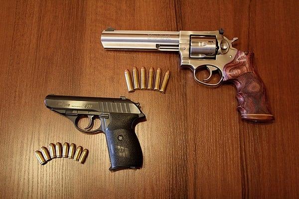 Mentzen, broń