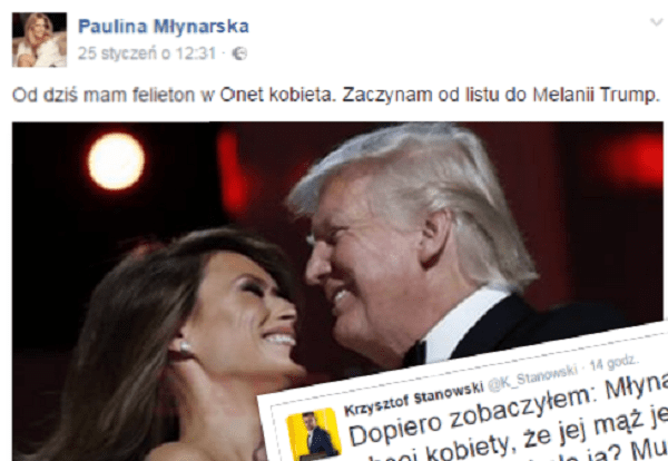 Fot. Facebook.com/Paulina-Mlynarska