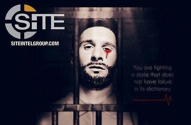 Isis Publikuje Nowe Plakaty Propagandowe Na Jednym Z Nich