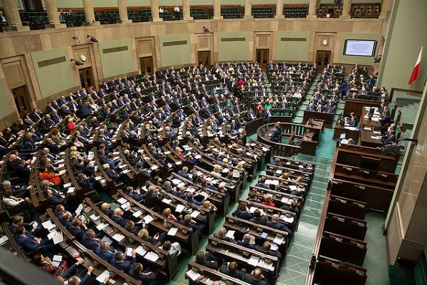 Fot.: Flickr/Sejm RP/Paweł Kula