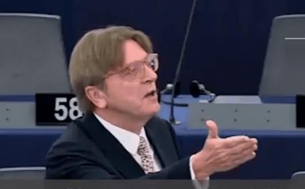 Fot. Twitter.com/guyverhofstadt