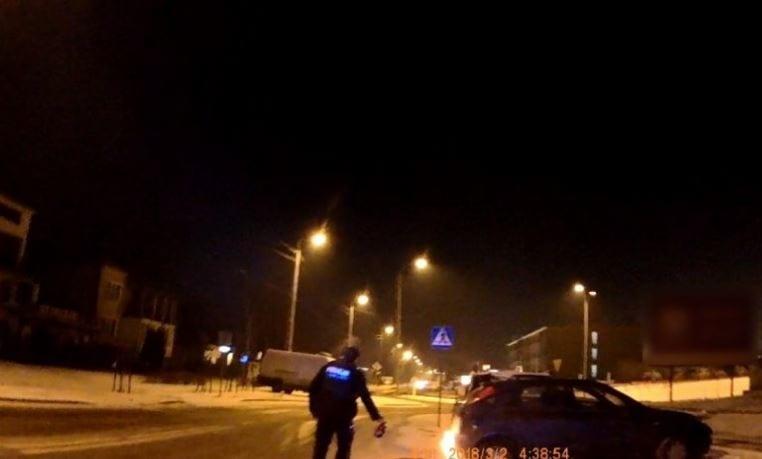 Policjanci wideo