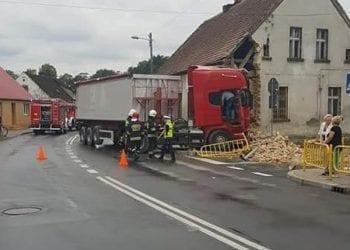 fot. facebook/Pomoc Drogowa Baryła Gorzów Wielkopolski
