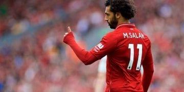 fot. twitter/Mohamed Salah