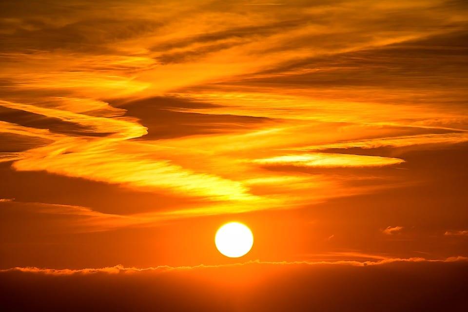Pogoda Przed Nami Bardzo Ciepłe Dni Będzie Nawet 30 Stopni