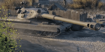 Fot.: YouTube/ World of Tanks Europe screen