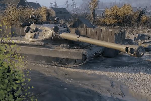 Fot.: YouTube/World of Tanks Europe screen