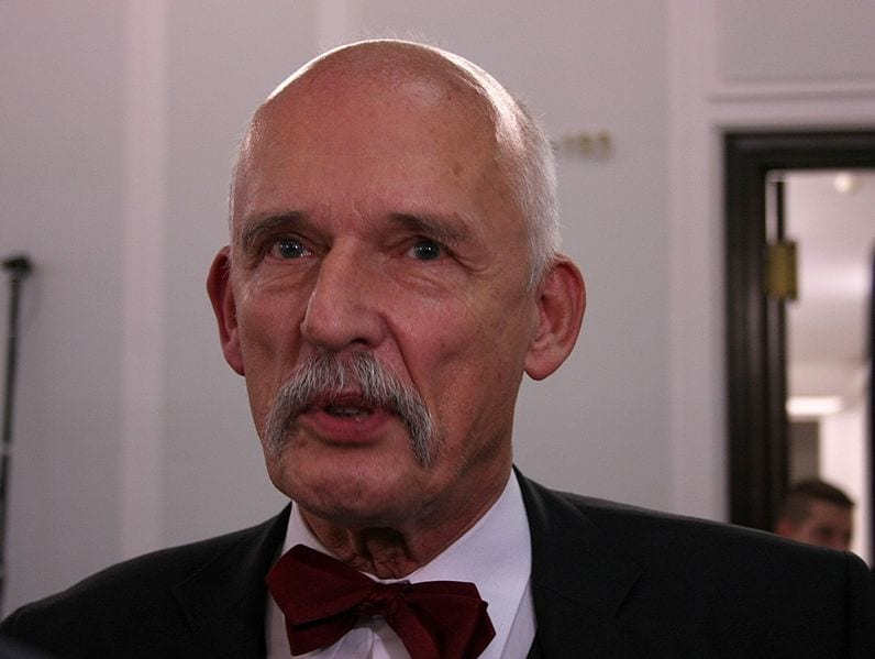 "Korwin-Mikke: ""Grozi nam wojna od bardzo dawna""   wMeritum.pl"